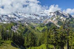 Washington Cascades Fotografia Stock