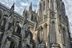 Washington Cathedral Stock Photos