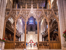 Washington Cathedral foto de stock royalty free