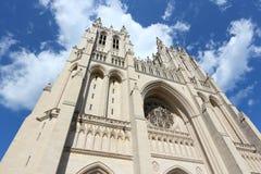 Washington cathedral Stock Photography