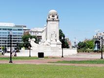 Washington Columbus Memorial 2013 Stock Images