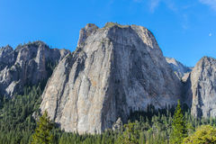 Washington Column, Yosemite National Park, California Royalty Free Stock Photography
