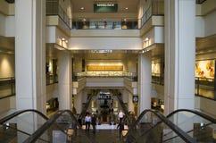 Washington Convention Center building interiors Stock Photography