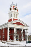 Washington County Court House en el VT de Montpelier Foto de archivo libre de regalías