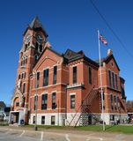Washington County Courthouse Stock Image