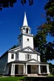 Washington, CT: Erste Gemeindekirche Stockbilder
