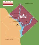 Washington, D.C. Royalty Free Stock Images