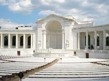 Washington D.C. WWII monument in Washington D.C Stock Photo