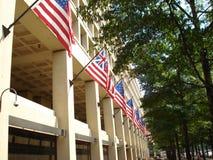 Washington D.C. Building in Washington D.C Stock Image