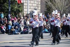 Washington, D.C. - 4 April, 2009: Band van Indiërs Royalty-vrije Stock Fotografie