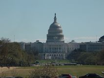 Washington D.C. Washington DC wide view picture of capital Royalty Free Stock Images