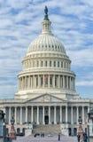 Washington, D C - 10 JANUARI, 2014: Washington Capitol Royalty-vrije Stock Afbeelding