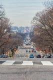 Washington, D C - 10 JANUARI, 2014: Washington Cityscape Stock Foto's