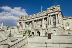Washington D.C., Library of Congress Royalty Free Stock Image