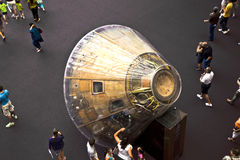 Museo di spazio e dell'aria nazionale in DC di Washington Fotografie Stock