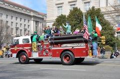 Saint Patrick`s Day Parade. Stock Photo