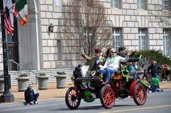 Saint Patrick`s Day Parade. Royalty Free Stock Images
