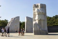 Martin Luther King Jr. Memorial royalty free stock photos