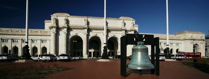 Washington, D.C., Union Station Royalty Free Stock Photo