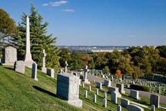 WASHINGTON DC - Εθνικό νεκροταφείο του Άρλινγκτον Στοκ φωτογραφία με δικαίωμα ελεύθερης χρήσης