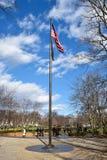 Washington DC, ΗΠΑ Μνημείο παλαιμάχων του Βιετνάμ Στοκ φωτογραφίες με δικαίωμα ελεύθερης χρήσης