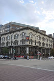 Washington DC, στις 5 Αυγούστου: Κτήριο μουσείων ΚΑΤΑΣΚΟΠΩΝ από τη Περιοχή της Κολούμπια της Ουάσιγκτον Στοκ Εικόνα