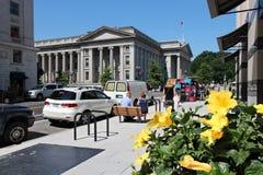 Washington DC Foto de Stock Royalty Free