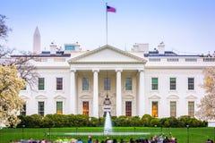 Free Washington, DC At The White House At Night Royalty Free Stock Photos - 170824228