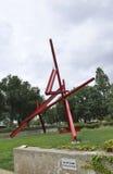 Washington DC, am 5. August: Hirshhorn-Museum und Skulptur-Garten von Washington District von Kolumbien stockfotos