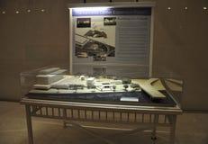Washington DC, am 5. August: Kennedy Center-Innenraum von Washington District von Kolumbien lizenzfreie stockfotos