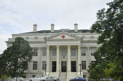 Washington DC,August 5th:American Red Cross building from Washington District of Columbia Royalty Free Stock Image