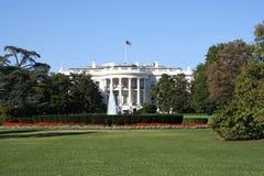 Washington DC bianco della casa Fotografia Stock