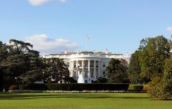Washington DC blanco de la casa Imagenes de archivo