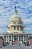 Washington, DC C - 10 GENNAIO 2014: Washington Capitol Fotografia Stock Libera da Diritti