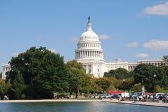 Washington DC Campidoglio Fotografia Stock