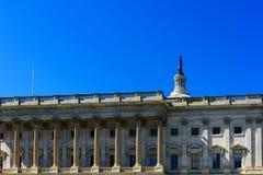 Washington DC Capitol, ΗΠΑ Στοκ εικόνες με δικαίωμα ελεύθερης χρήσης