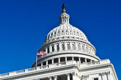 Washington DC Capitol. Hill Building Dome Royalty Free Stock Image