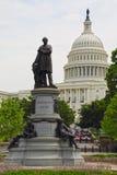 Washington DC, Capitol budynek USA Zdjęcie Stock