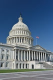 Washington DC,Capitol building in a clear blue sky. Vertical Stock Photography