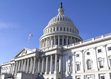 Washington DC , Capitol Building Stock Photo