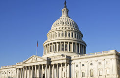 Washington DC , Capitol Building Royalty Free Stock Images