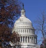 Washington DC , Capitol Building. In USA Royalty Free Stock Photos