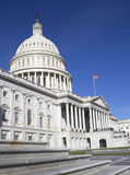 Washington DC , Capitol Building. In USA Stock Images