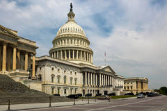 Washington DC, Capitol Building. USA Royalty Free Stock Photo