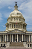 Washington DC, Capitol Building. USA Royalty Free Stock Photography
