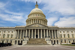 Washington DC, Capitol Building. USA Stock Photography