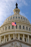 Washington DC Capitol Hill. Dome royalty free stock images