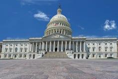 Washington DC Capitol view Stock Photos