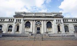 Washington DC Carnegie Libary. Royalty Free Stock Image