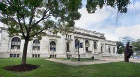 Washington DC Carnegie Libary. Stock Photo